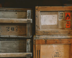 Custom Wooden Shipping Crates From Northwest Houston Pallets